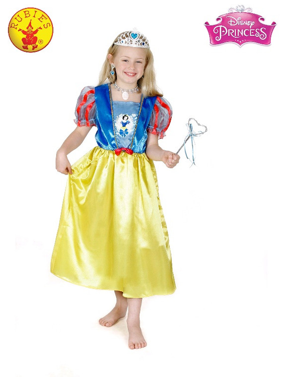 Snow White Character Girls Costume
