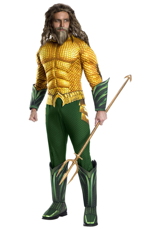 Aquaman Muscle Costume