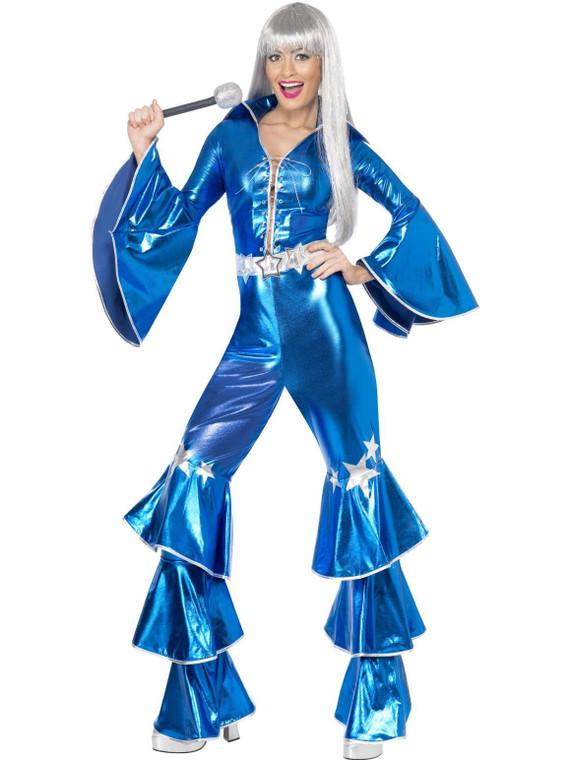 Dancing Dream Blue Costume