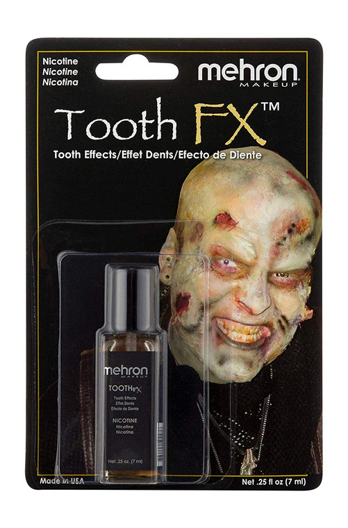 Nicotine Tooth FX Effect