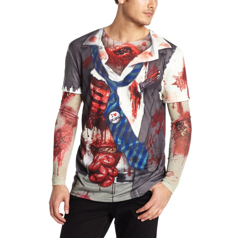 Zombie Faux Real T-Shirt
