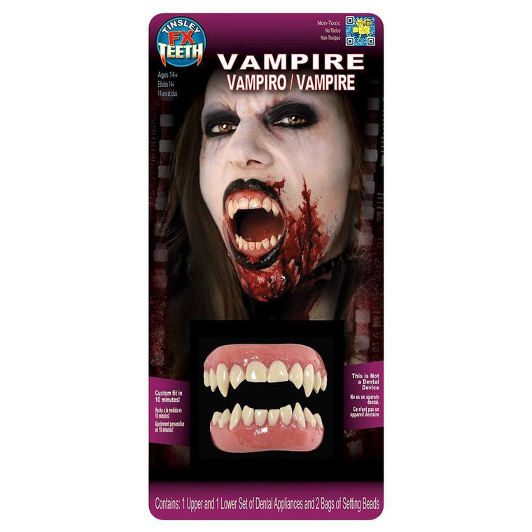 Vampire Professional Teeth FX Fangs