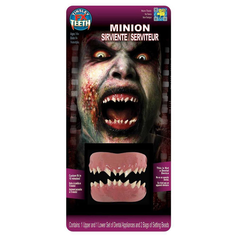 Minion Professional Fx Teeth