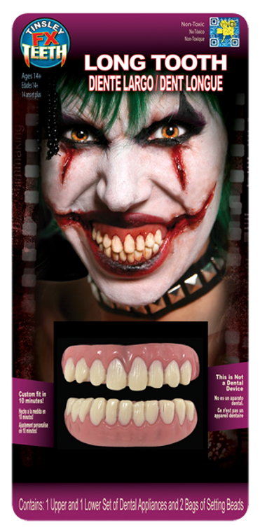 Long Tooth Premium Fx Teeth