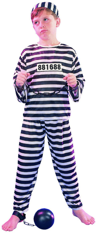 Convict Boys Costume