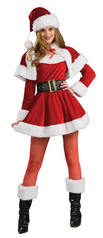 Santa's Little Helper Womens Costume