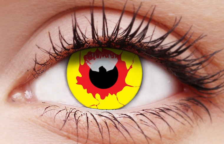 Reignfire Coloured Contact Lenses