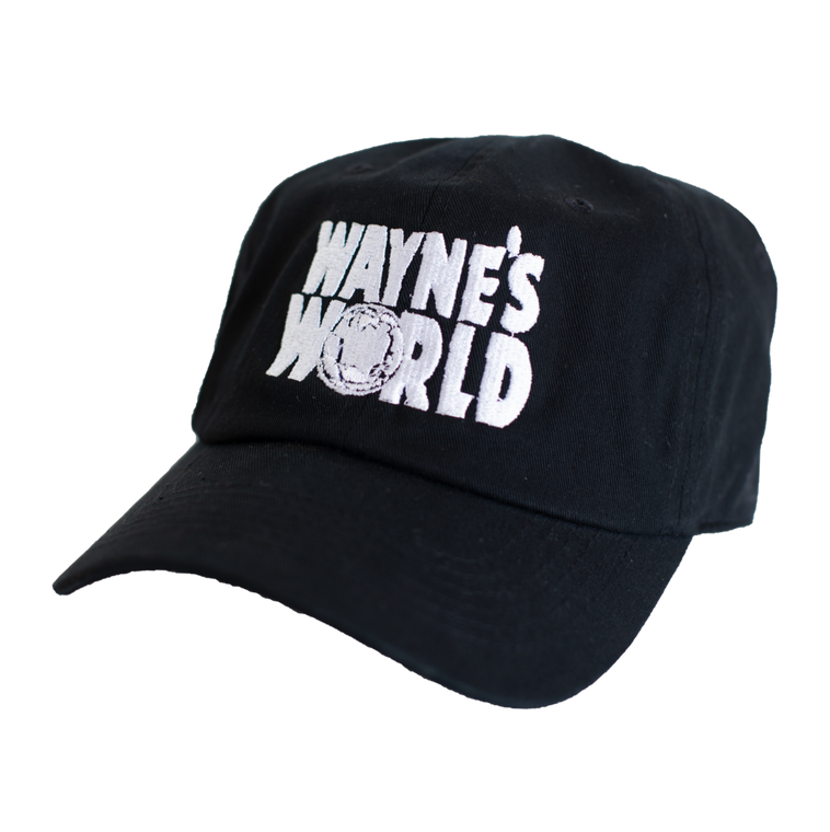 Wayne's World Trucker Cap
