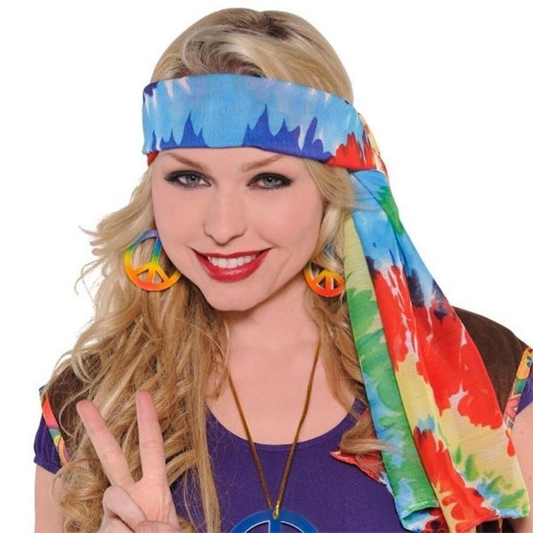 Groovy 60s Headscarf