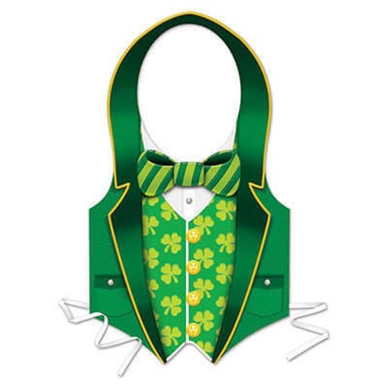 St Patrick's Day Vest