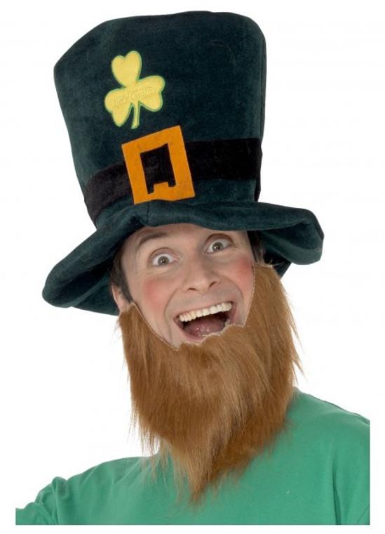 Leprechaun Hat With Beard