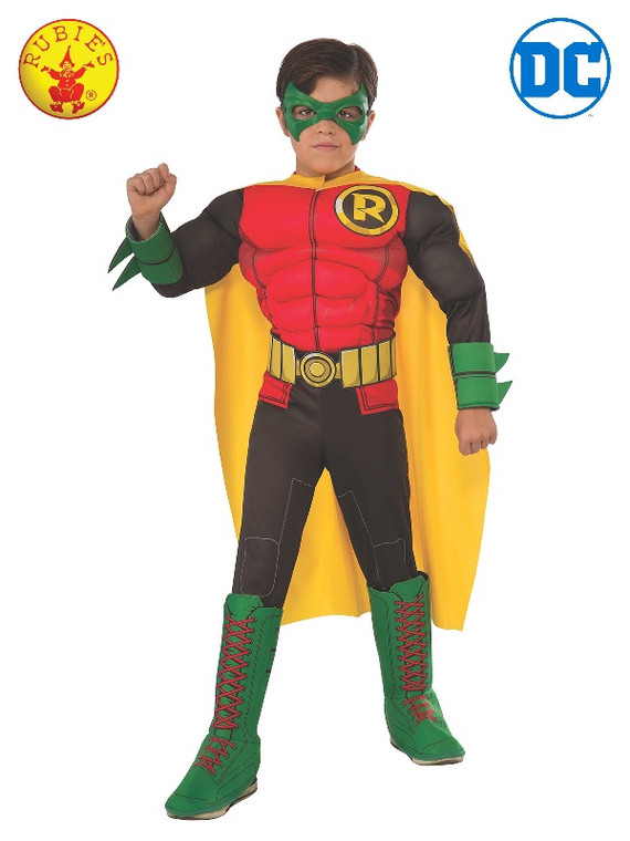 Robin Padded Muscle Child Costume