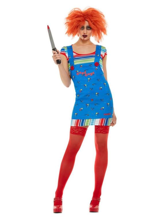 Chucky Womens Costume