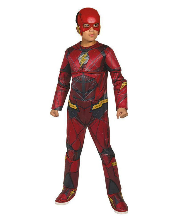 The Flash Boys Costume - Justice League