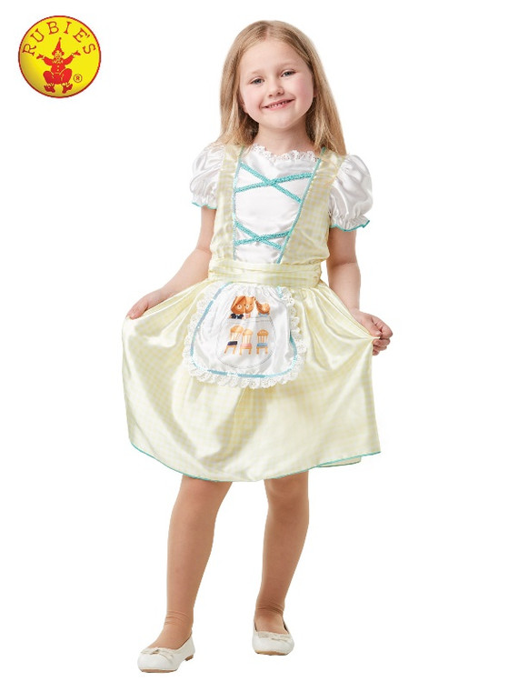 Goldilocks Child Costume