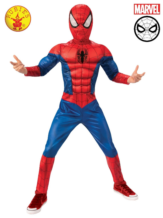 Spider-Man Muscle Boys Costume