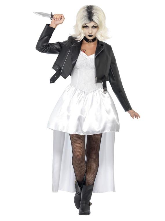 Bride Of Chucky Tiffany Costume