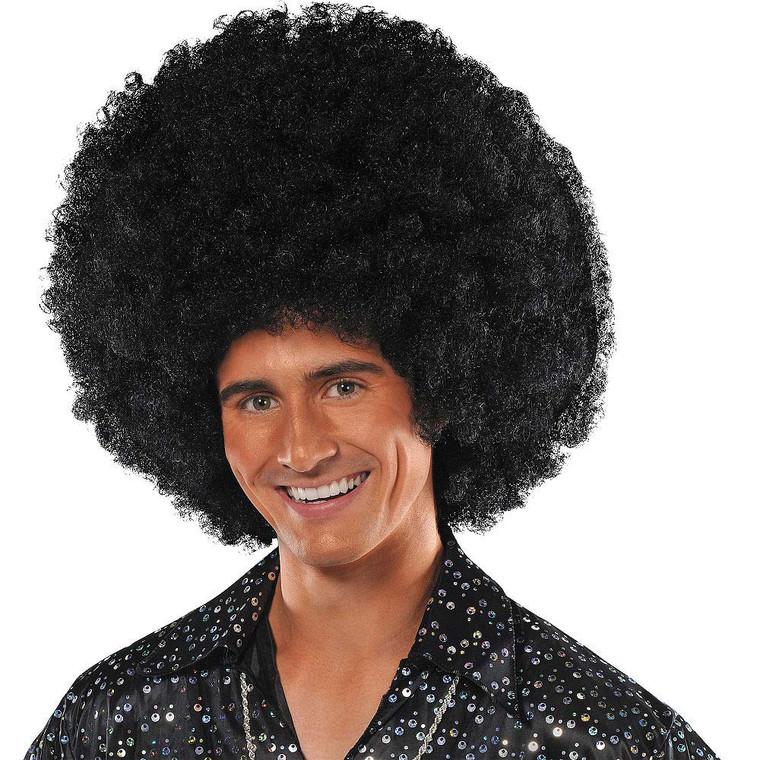 Huge Afro Costume Wig