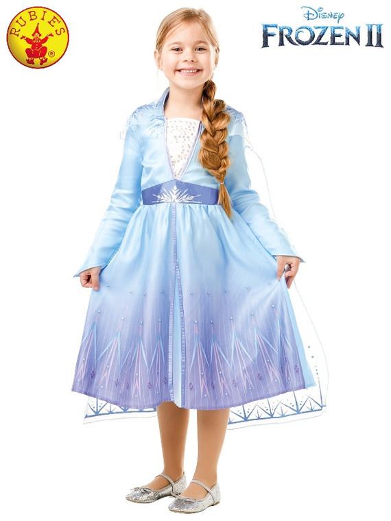Elsa Character Dress Costume