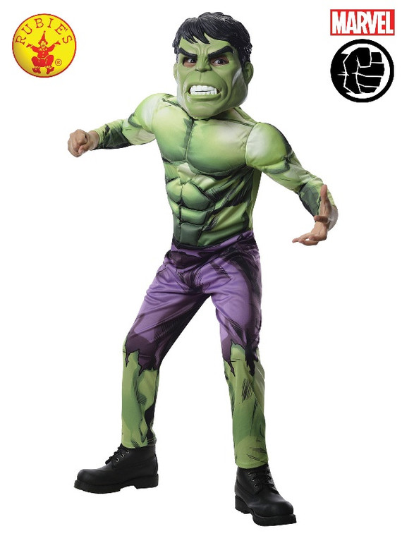 Hulk Childs Costume