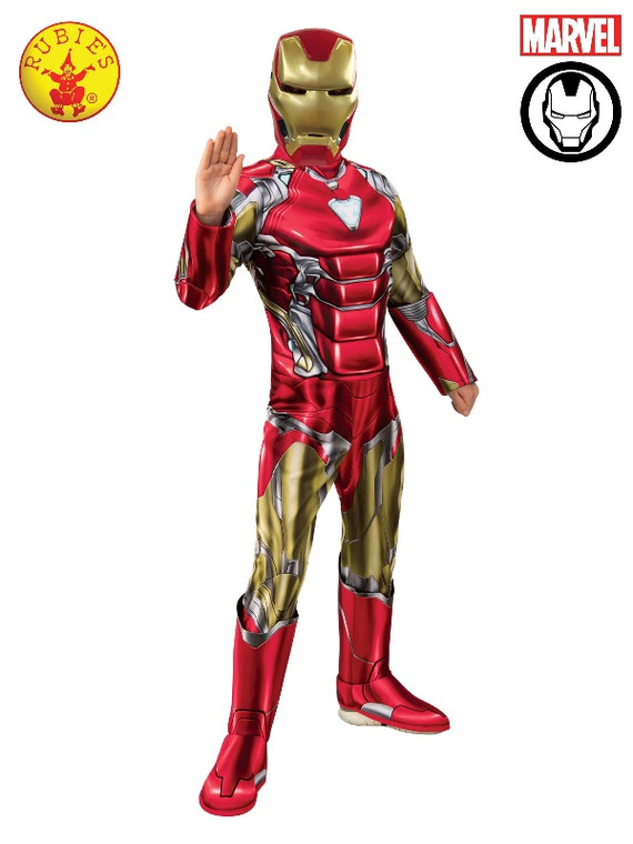 Iron Man Deluxe AVG4 Child Costume