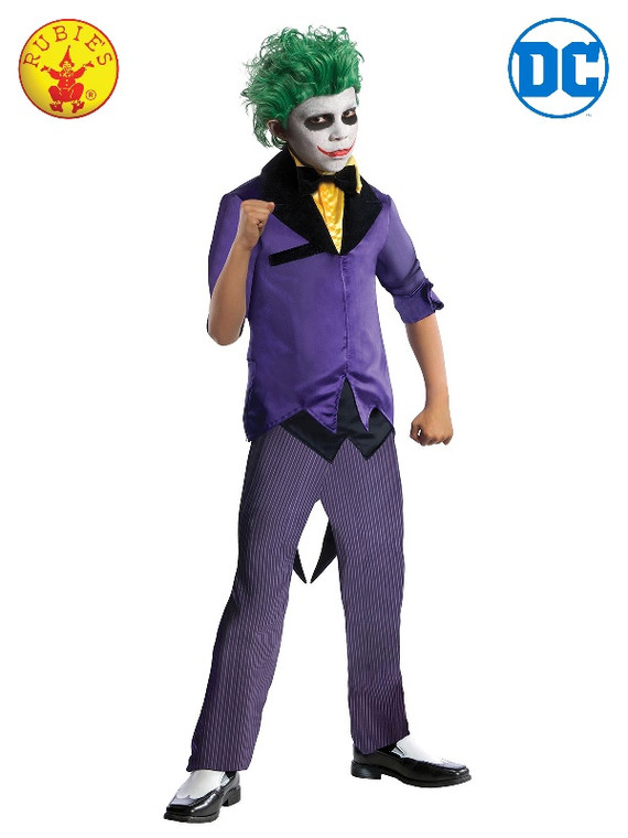 Joker Childs DC Costume