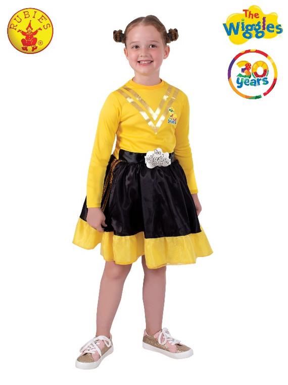 Yellow Emma Wiggle Costume