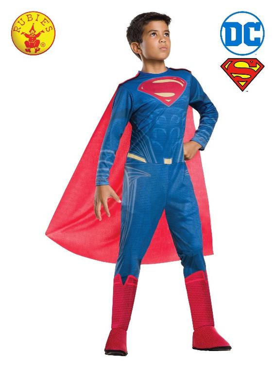 Superman Justice League Boys Costume