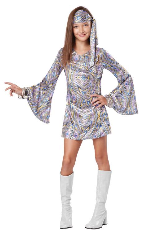Disco Darling Girls Costume