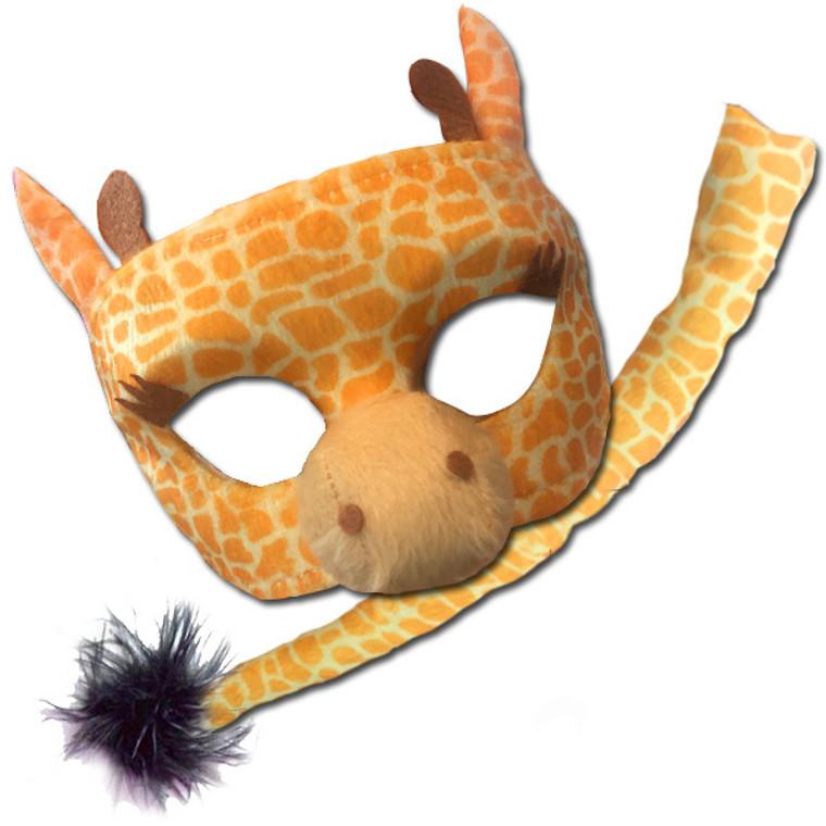 Giraffe Deluxe Child Animal Set