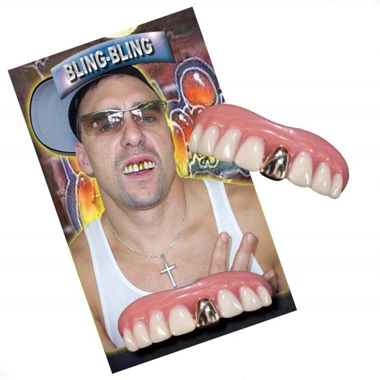 Gold Bling Teeth - Billy Bob