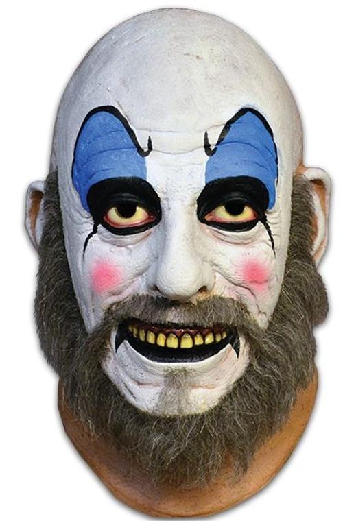 Captain Spalding Mask