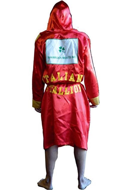 Rocky Balboa Robe