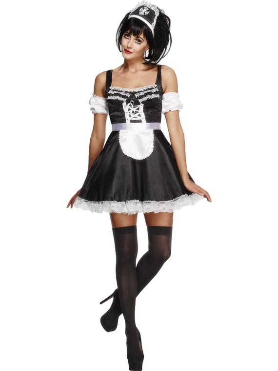 Flirty French Maid Costume