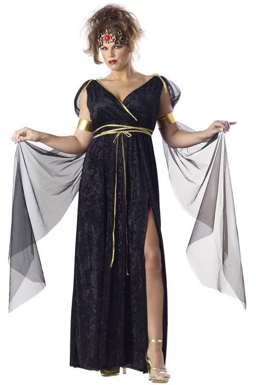 Clash Of The Titans Plus Womens Medusa Costume