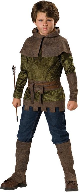 Robin Hood of Nottingham Childs Costume