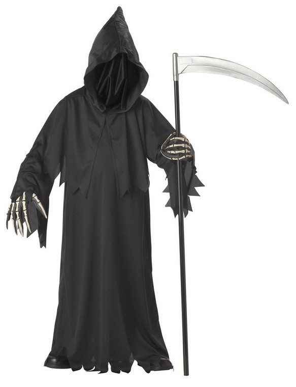 Deluxe Grim Reaper Child Costume