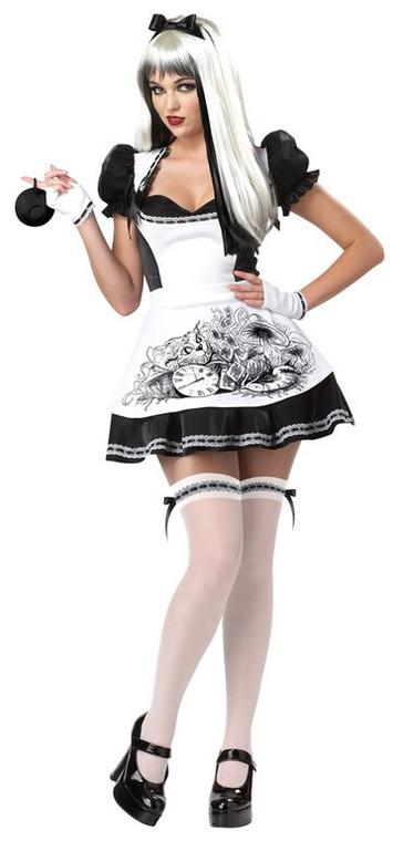 Dark Alice Costume Alice in Wonderland