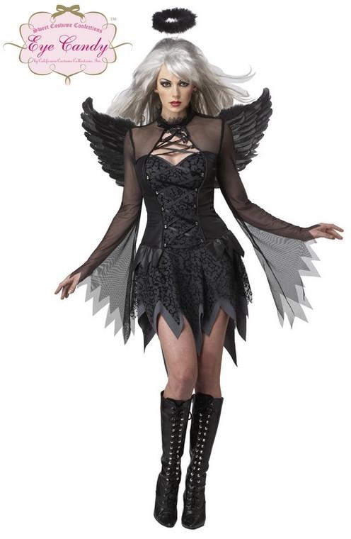 Deluxe Fallen Angel Costume