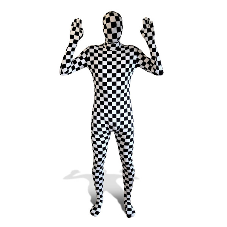 Morphsuits Costume - Checkered