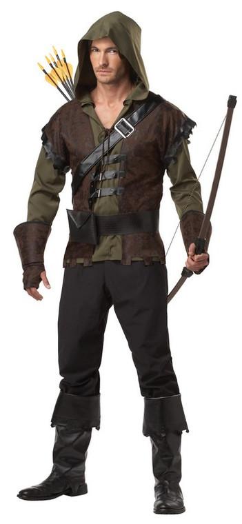 Robin Hood Mens Costume