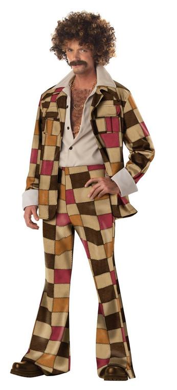 Disco Sleazeball Mens Costume
