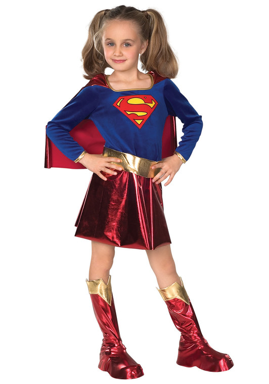 Supergirl Deluxe Childs Costume