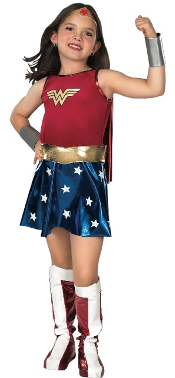 Wonder Woman Childs Costume