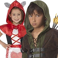 Fairy-Tale Costumes