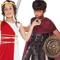 Roman & Egyptian Costumes