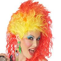 1980s Wigs & Accessories