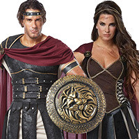 Egyptian, Roman, Greek & Arabian Costumes