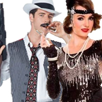Roaring 1920s Costumes and Fancy Dress