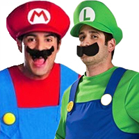 Super Mario Bros Costumes